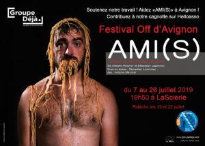 AMIS Groupe Deja crowfunding pour Avignon