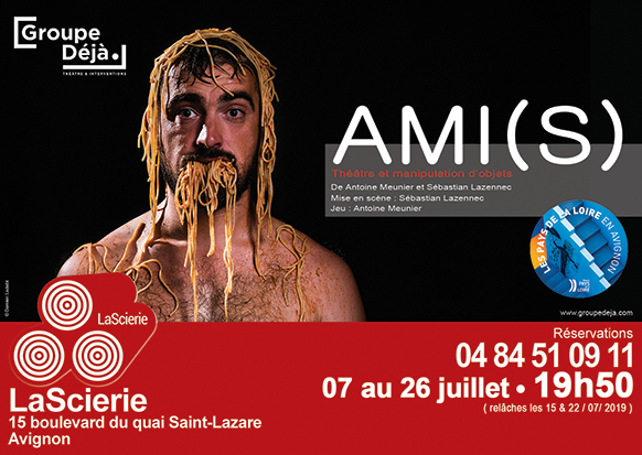 Avignon 2019 Groupe Deja AMIS