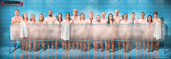 Groupe Déjà / Grand maximum / Sébastian lazennec / Sous la douche / Nicolas Boutruche